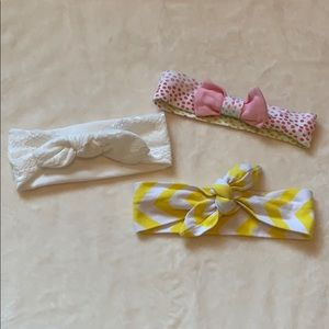 Other - Soft Jersey Knotted Headbands